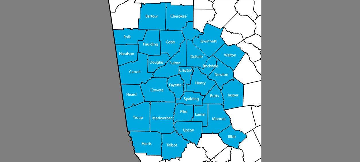 Newnan Georgia Map.Home Health Care Services Newnan Georgia Ga Contact Sacred
