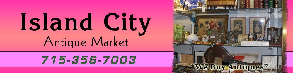 Antique Shop - Minocqua, WI - Island City Antique Market