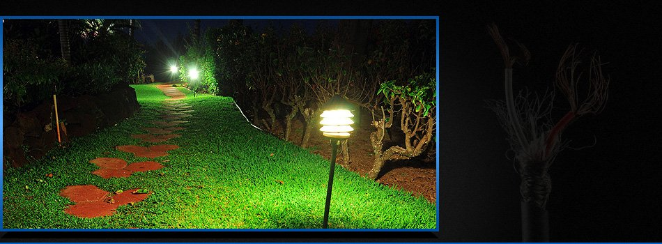 Illuminate your lawn or deck with outdoor lighting & Outdoor Lighting | Farmingdale NY u2013 Dickinson Electrical Corp azcodes.com