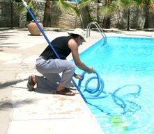 Pool service - Muskogee, OK - Three Rivers Pools Inc