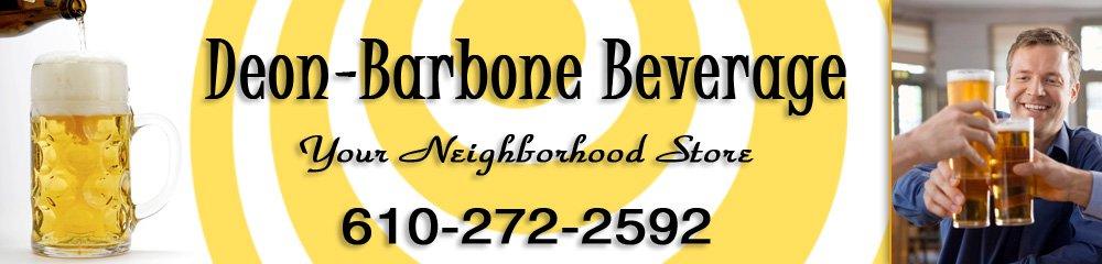 Beer and Beverage Shop - East Norriton, PA - Deon-Barbone Beverage