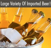 Domestic and Imported Beer - East Norriton, PA - Deon-Barbone Beverage