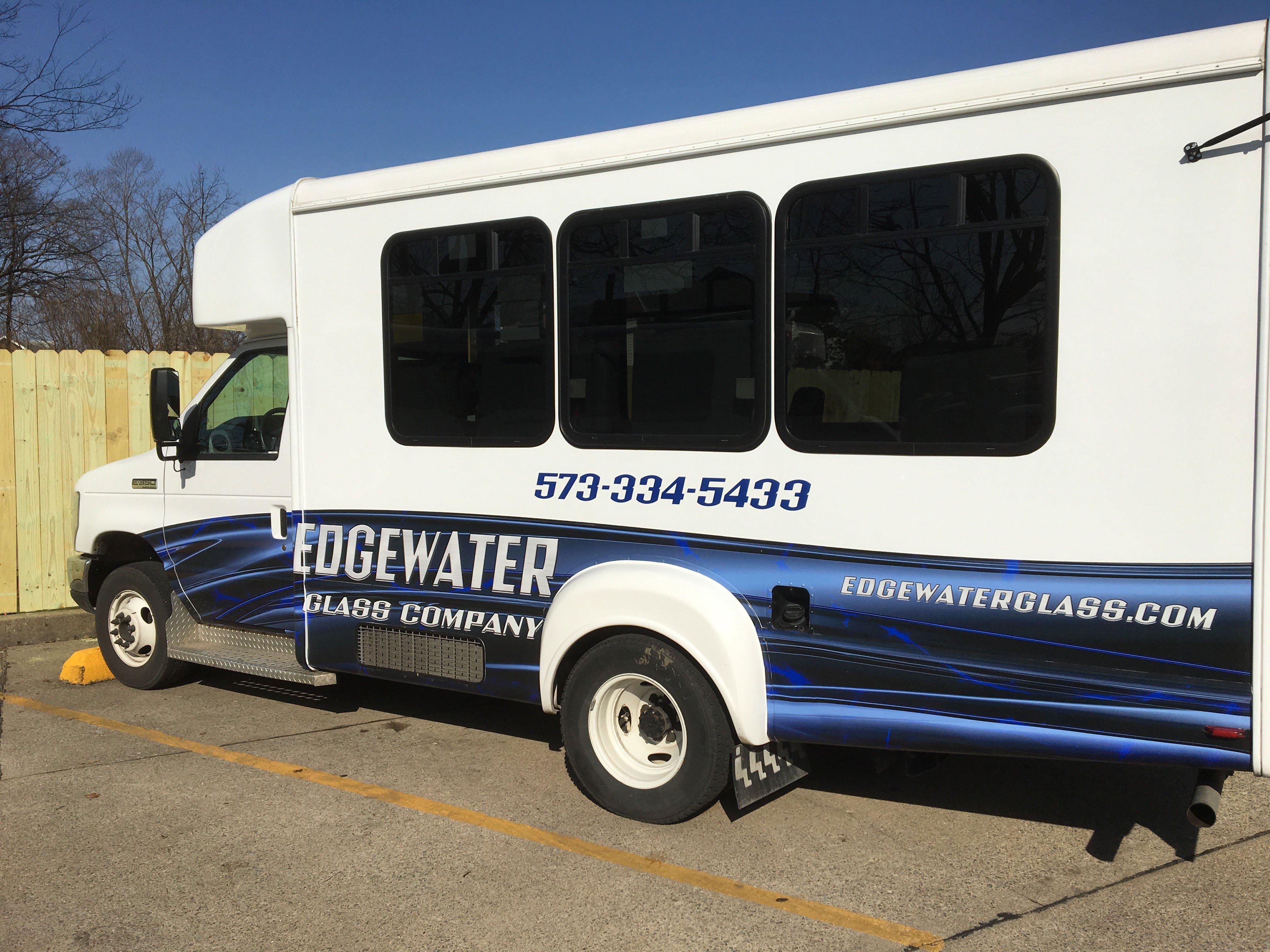 Cape Girardeau County Transit Authority vehicle