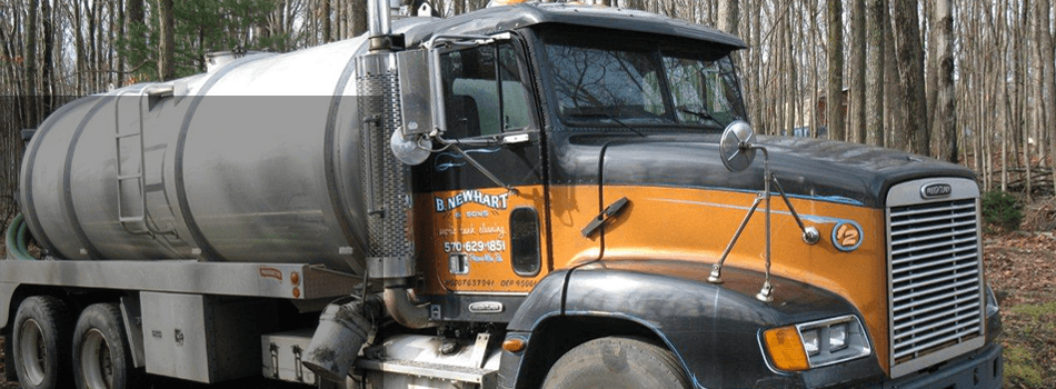 Professional septic services