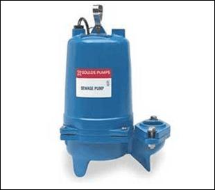 Residential septic tank installation