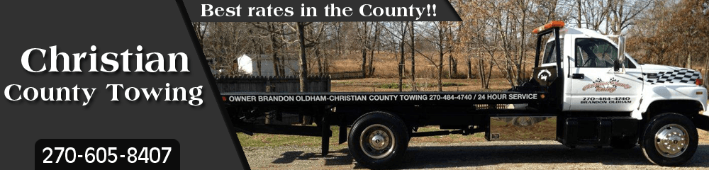 Towing Service - Hopkinsville, KY - Christian County Towing