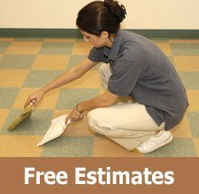 Tile Stripping - Ardmore, OK - Nathan Jones Carpet Cleaning