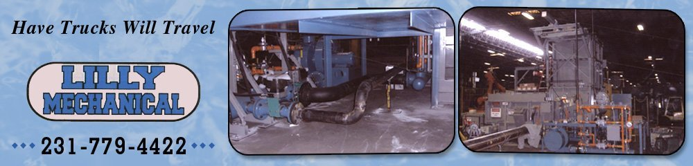 Metal Fabrication - Cadillac, MI - Lilly Mechanical
