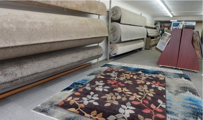 Carpet flooring and rugs