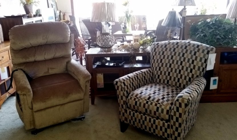 Two single sofa