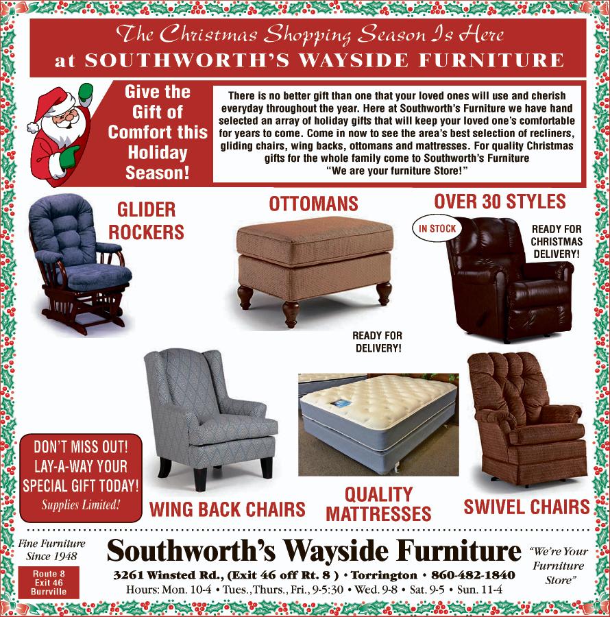 Southworthu0027s Wayside Furniture U2013 Home Furnishings | Torrington, CT