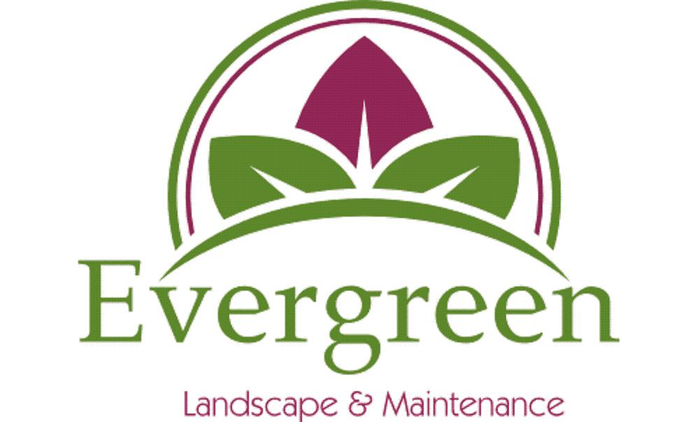 Evergreen Landscape & Maintenance - logo