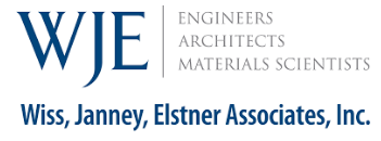 WJE Engineers logo