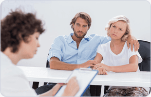 Counselling with the couple