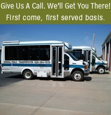 Car Service - Burlington, KS - Coffey County Transportation Incorporated