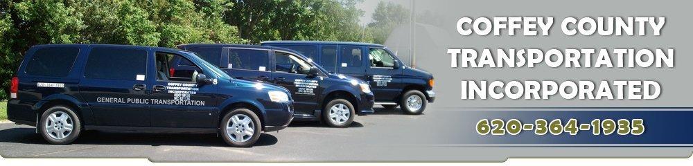 Transportation Services - Burlington, KS - Coffey County Transportation Incorporated