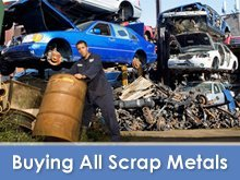 Salvage Shop - Hammondsville, OH - A and S Salvage Co Inc - Scrap Metal - Buying All Scrap Metals