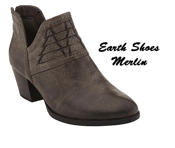 Earth shoes merlin