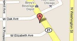 Captain Alex Seafood - 8874 N Milwaukee Ave Niles, IL 60714