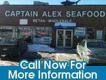 Seafood Store - Niles, IL - Captain Alex Seafood - store - Call Now For More Information