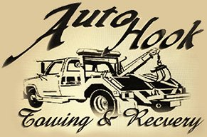 Auto Hook Towing & Recovery - Logo