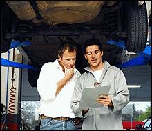 car repair - Findlay, OH - Brad's Body Shop -  auto repair