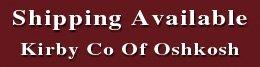 Vacuum - Oshkosh, WI - Kirby Co Of Oshkosh - Shipping Availble Kirby Co Of Oshkosk