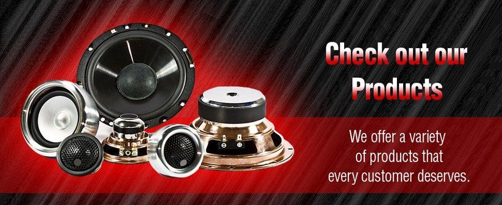 Automotive Products | Idaho Falls, ID | Limitless Electronics | 208-524-8050