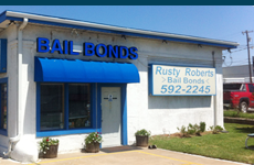 Rusty Roberts Bail Bonds office