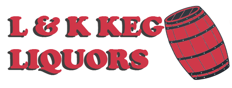 L & K Keg Liquors logo