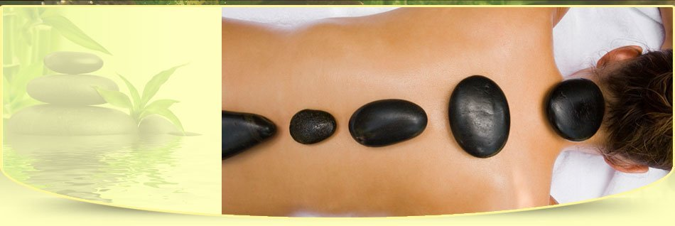Hot stone therapy | Vineland, NJ | Healthy Solutions by Maribel Ariza | 609-319-5491