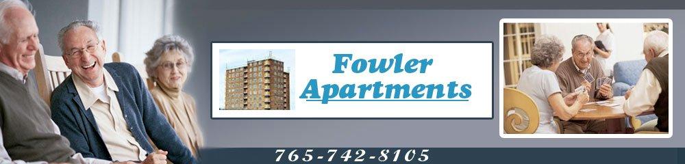 Senior living - Lafayette, IN - Fowler Apartments