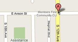 MEMBERSs 1st Community Credit Union, 910 South 12th Avenue, Box 777  MARSHALLTOWN, IA 50158