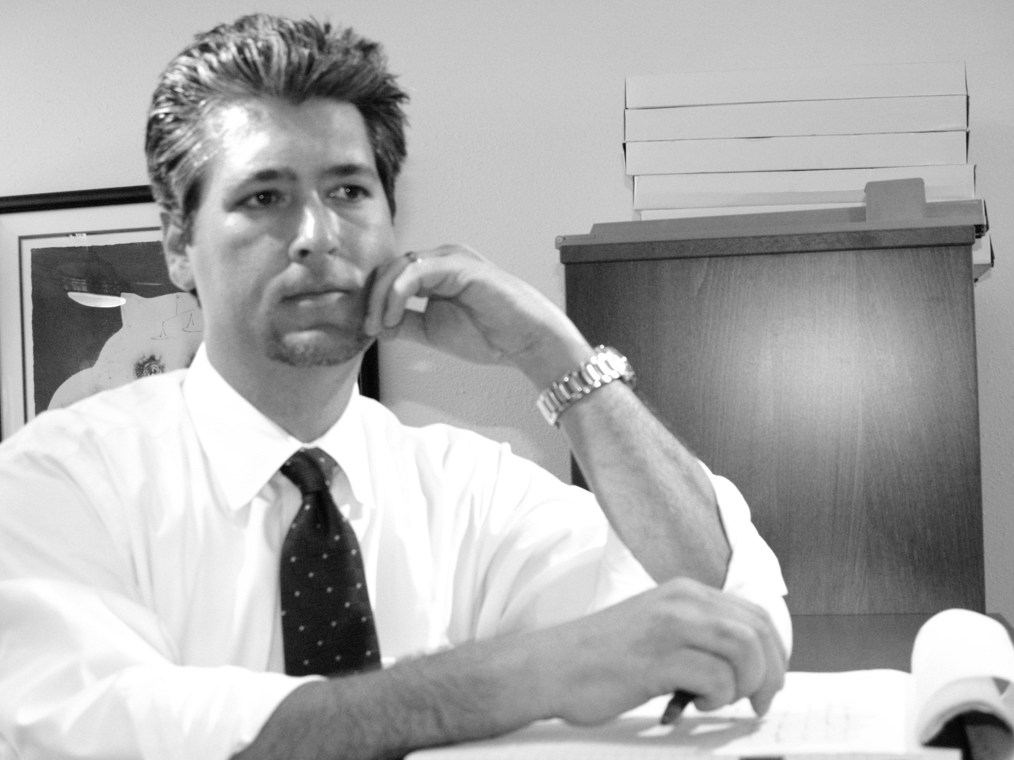 Jason W. Barger