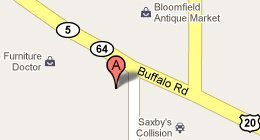 JJS Auto  6981 State Route 5 and 20 Bloomfield, NY