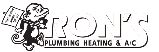 Rons Plumbing Heating & Air Conditioning - logo