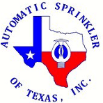 Automatic Sprinkler of TX - Logo