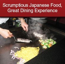 Japanese Cuisine - Shreveport, LA - Hana Steak Seafood and Sushi