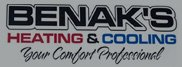 Benak's Heating & Cooling LOGO