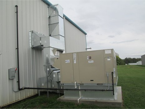 Commercial Installation | Troy, OH | Edington Heating & Cooling, Inc | 888-855-3705