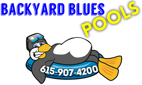 Backyard Blues Pools logo