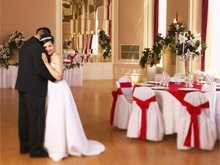 wedding reception hall - Jackson, MI - American Legion - Richard F Smith - Post 31