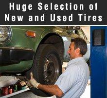 Tire Sales - Burlington,  IA - Roberts Tire Center