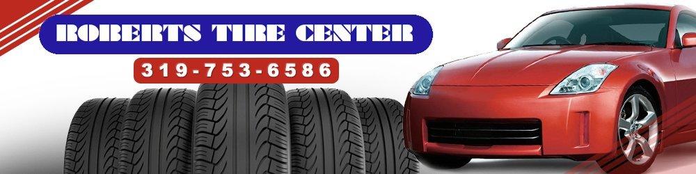Auto Repair - Burlington,  IA - Roberts Tire Center
