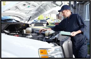 Car inspection