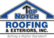 Top Notch Roofing & Exteriors-Logo