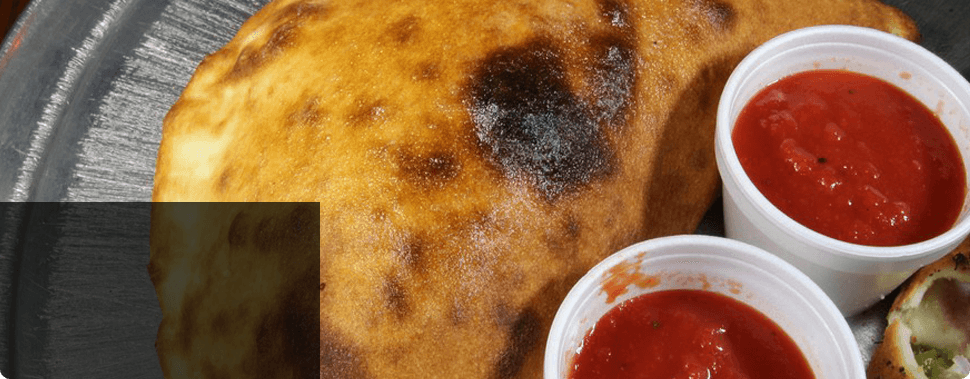 Whole calzone