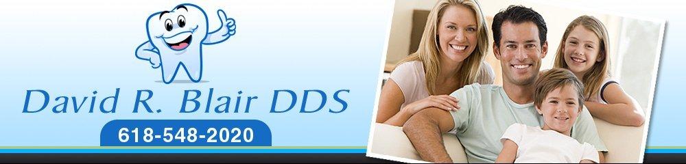 Dentist - Salem, IL - David R. Blair DDS