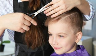 Salon for Your Kids