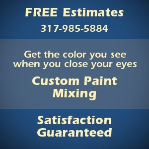Exterior Painting and Deck Staining - Franklin, IN - Picture Perfect Painting